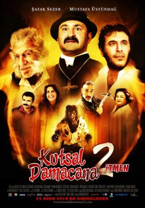 Kutsal Damacana 2 - Turkish Movie Poster (thumbnail)