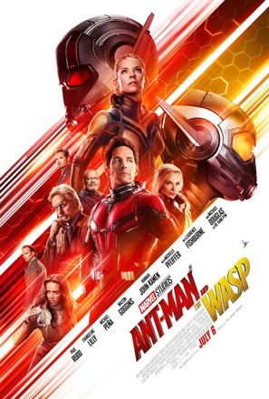 Ant-Man and the Wasp - Movie Poster (thumbnail)