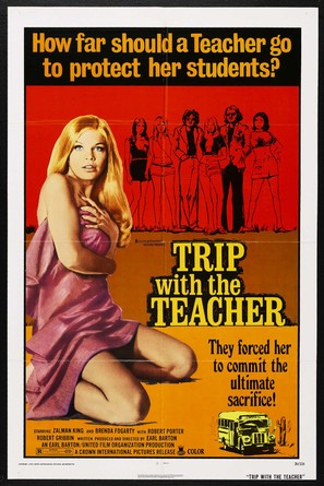 Trip with the Teacher - Theatrical movie poster (thumbnail)