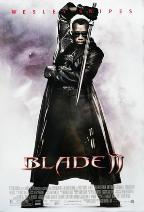 Blade 2 - Movie Poster (thumbnail)