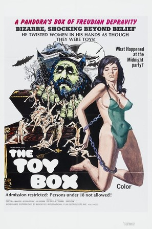 The Toy Box - Movie Poster (thumbnail)