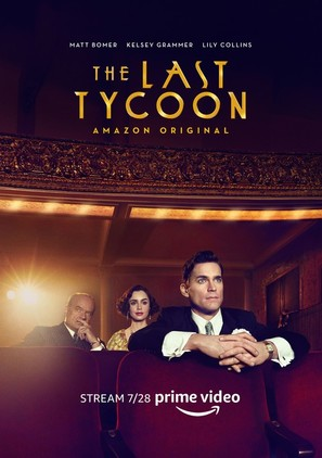 """The Last Tycoon"" - Movie Poster (thumbnail)"
