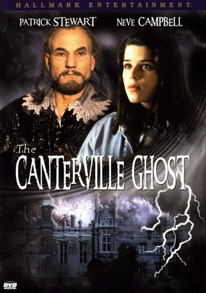 The Canterville Ghost - DVD movie cover (thumbnail)