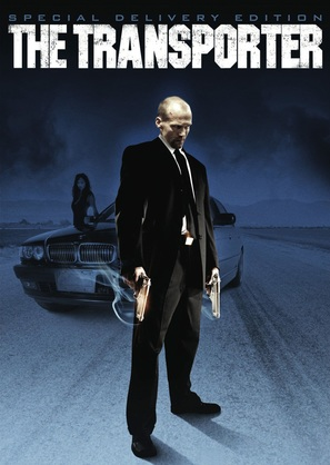 The Transporter - Movie Cover (thumbnail)