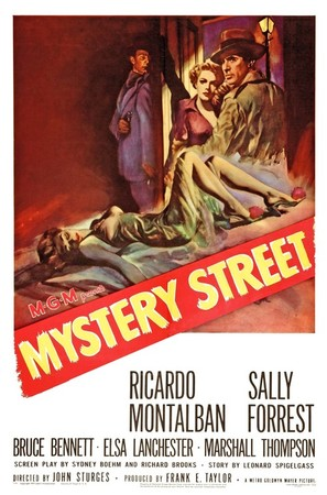 Mystery Street - Movie Poster (thumbnail)