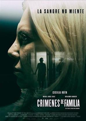 Crímenes de familia - Argentinian Movie Poster (thumbnail)