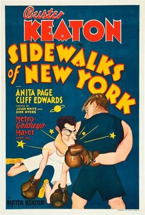 Sidewalks of New York - Australian Movie Poster (thumbnail)