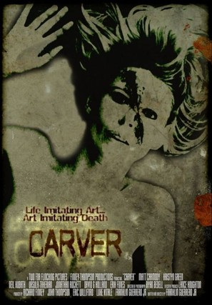 Carver - Movie Poster (thumbnail)