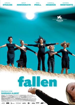 Fallen - Austrian Movie Poster (thumbnail)