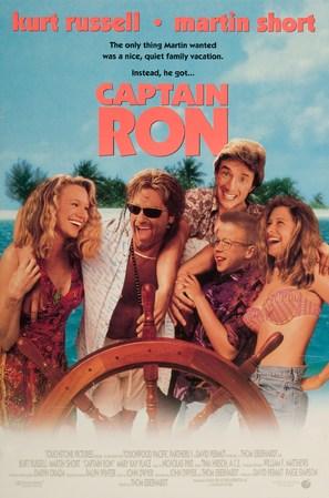 Captain Ron - Movie Poster (thumbnail)