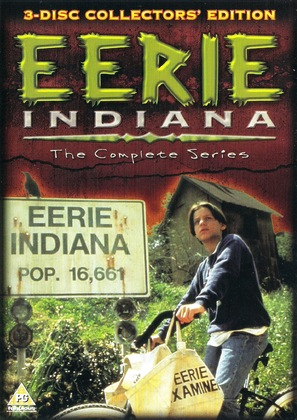 """Eerie, Indiana"" - Movie Cover (thumbnail)"