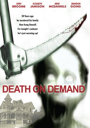 Death on Demand - Movie Poster (thumbnail)