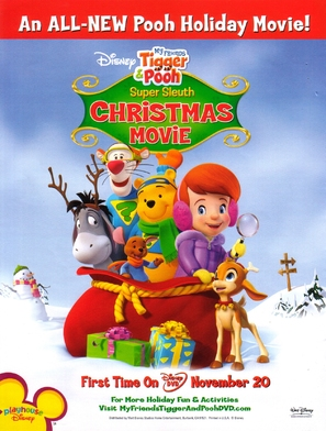 Pooh's Super Sleuth Christmas Movie - poster (thumbnail)