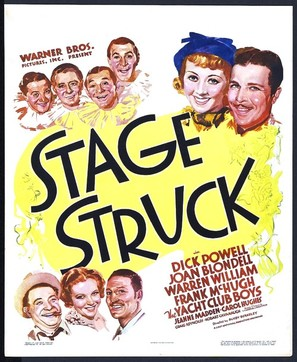 Stage Struck - Movie Poster (thumbnail)