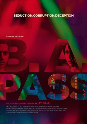 B.A. Pass - Indian Movie Poster (thumbnail)