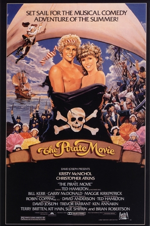 The Pirate Movie - Movie Poster (thumbnail)
