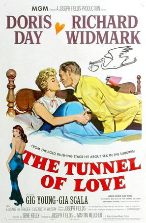 The Tunnel of Love - Movie Poster (thumbnail)