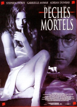 Innocent Lies - French Movie Poster (thumbnail)