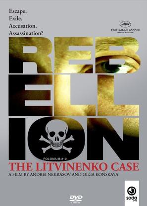 Rebellion: The Litvinenko Case - British Movie Cover (thumbnail)