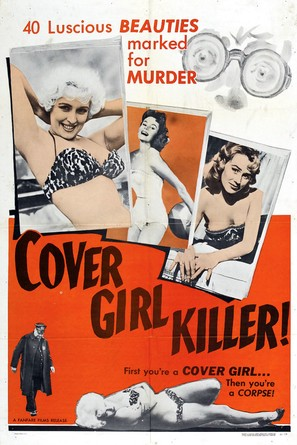Cover Girl Killer - Movie Poster (thumbnail)