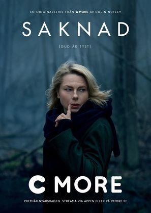 Saknad - Swedish Movie Poster (thumbnail)