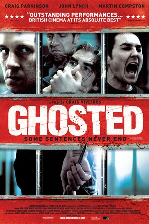 Ghosted - British Movie Poster (thumbnail)