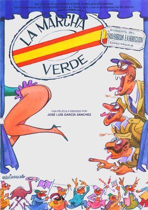 Marcha verde, La - Spanish poster (thumbnail)