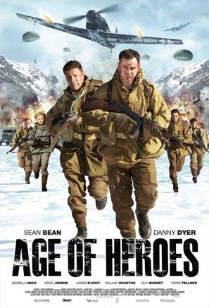 Age of Heroes - British Movie Poster (thumbnail)