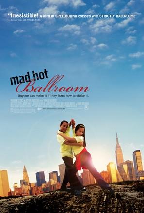 Mad Hot Ballroom - poster (thumbnail)