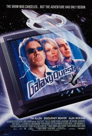 Galaxy Quest - Movie Poster (thumbnail)