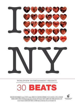 30 Beats - Movie Poster (thumbnail)