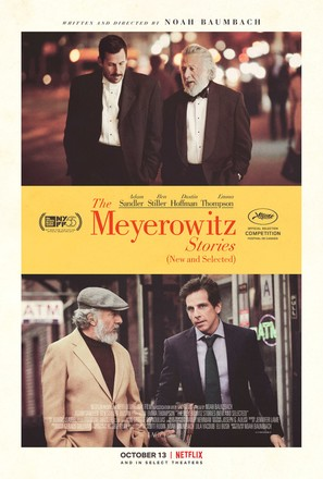 The Meyerowitz Stories (New and Selected) - Movie Poster (thumbnail)