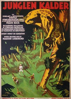 Wild Cargo - Danish Movie Poster (thumbnail)
