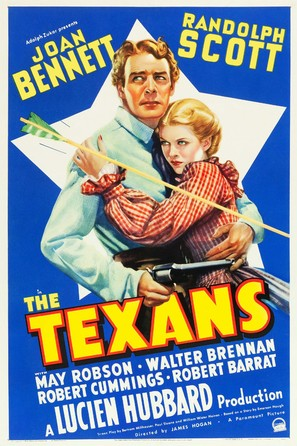 The Texans - Movie Poster (thumbnail)