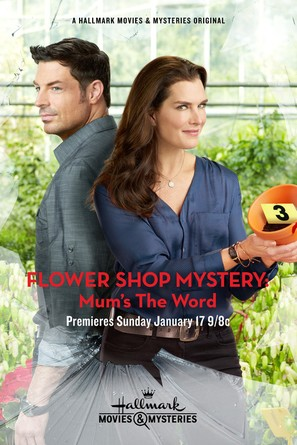 Flower Shop Mystery: Mum's the Word - Movie Poster (thumbnail)