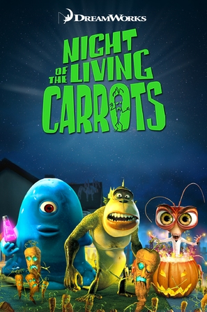 Night of the Living Carrots - Movie Poster (thumbnail)