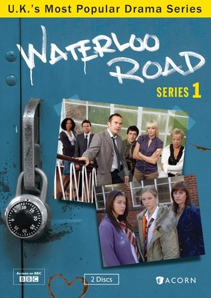 """Waterloo Road"" - DVD movie cover (thumbnail)"
