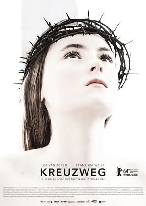 Kreuzweg - German Movie Poster (thumbnail)
