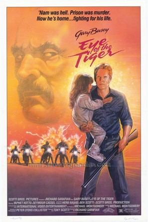 Eye of the Tiger - Movie Poster (thumbnail)