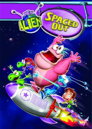 """Pet Alien"" - DVD cover (thumbnail)"