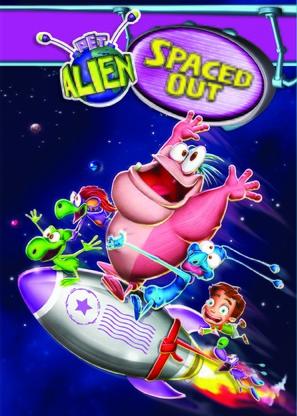 """Pet Alien"" - DVD movie cover (thumbnail)"