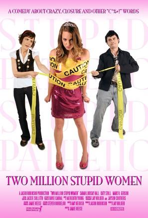 Two Million Stupid Women - Movie Poster (thumbnail)