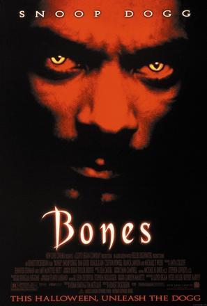 Bones - Movie Poster (thumbnail)