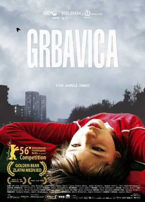 Grbavica - Bosnian Movie Poster (thumbnail)