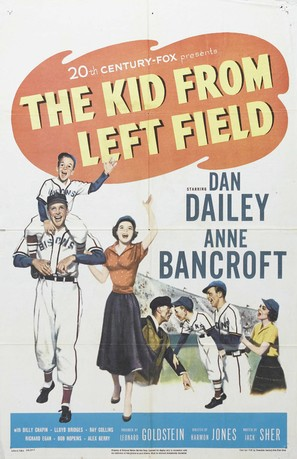 The Kid from Left Field - Movie Poster (thumbnail)
