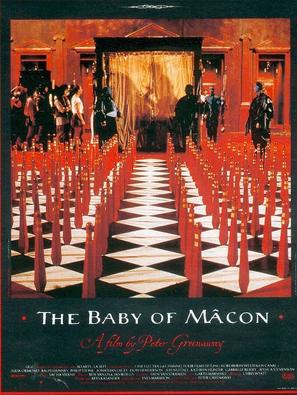 The Baby of Mâcon - French Movie Poster (thumbnail)