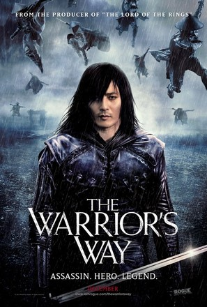 The Warrior's Way - Movie Poster (thumbnail)