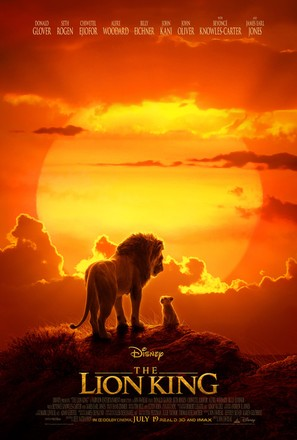 The Lion King - Movie Poster (thumbnail)