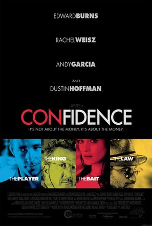 Confidence - Movie Poster (thumbnail)