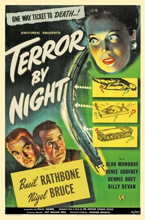 Terror by Night - Movie Poster (thumbnail)